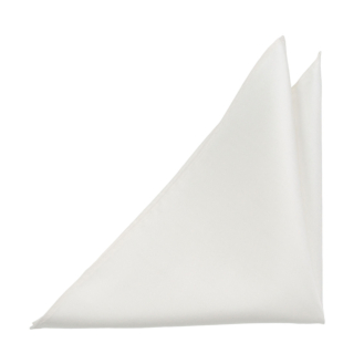 SOLID White lommetørkle
